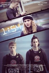 1:54 - Poster / Capa / Cartaz - Oficial 4