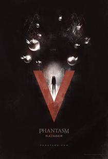 Phantasm: Ravager - Poster / Capa / Cartaz - Oficial 1
