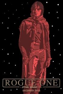 Rogue One: Uma História Star Wars - Poster / Capa / Cartaz - Oficial 15