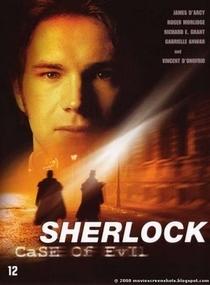 Sherlock Holmes - Case of Evil - Poster / Capa / Cartaz - Oficial 1