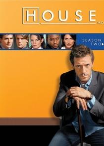 Dr. House (2ª Temporada) - Poster / Capa / Cartaz - Oficial 1