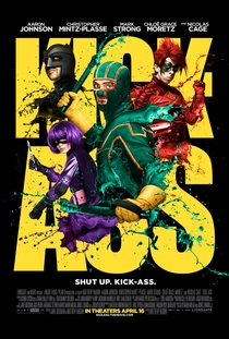 Kick-Ass - Quebrando Tudo - Poster / Capa / Cartaz - Oficial 30