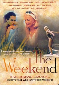 The Weekend - Poster / Capa / Cartaz - Oficial 1