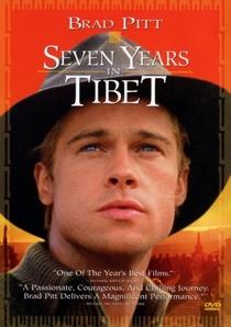 Sete Anos no Tibet - Poster / Capa / Cartaz - Oficial 2