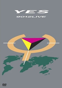 Yes: 9012Live - Poster / Capa / Cartaz - Oficial 1