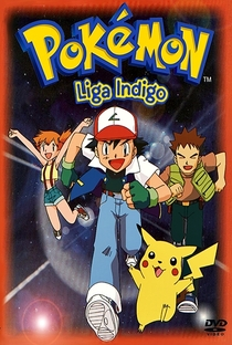 Pokémon (1ª Temporada) - Poster / Capa / Cartaz - Oficial 1