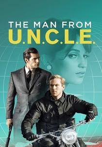 O Agente da U.N.C.L.E. - Poster / Capa / Cartaz - Oficial 5