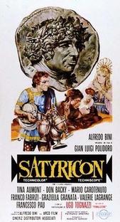 Satyricon - Poster / Capa / Cartaz - Oficial 1