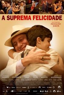 A Suprema Felicidade - Poster / Capa / Cartaz - Oficial 1