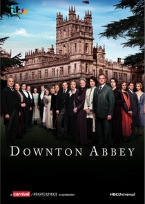 Downton Abbey (4ª Temporada) - Poster / Capa / Cartaz - Oficial 1