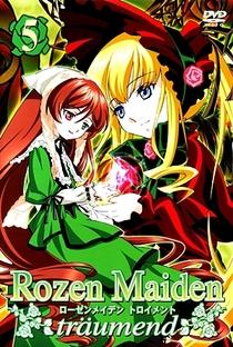 Rozen Maiden (2ª Temporada) - Poster / Capa / Cartaz - Oficial 3