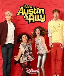 Austin & Ally (4ª Temporada) - Poster / Capa / Cartaz - Oficial 1