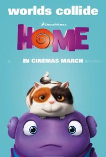 Cada Um na Sua Casa - Poster / Capa / Cartaz - Oficial 4