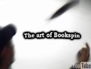 A arte de girar caderno (The art of bookspin)