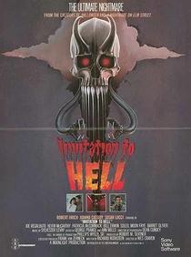 Convite Para o Inferno - Poster / Capa / Cartaz - Oficial 2