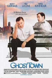 Ghost Town - Um Espírito Atrás de Mim - Poster / Capa / Cartaz - Oficial 5