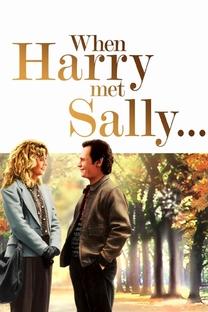Harry & Sally - Feitos um Para o Outro - Poster / Capa / Cartaz - Oficial 9