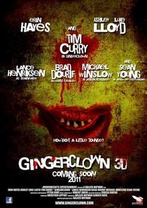 Gingerclown - Poster / Capa / Cartaz - Oficial 6