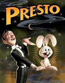 Presto - Poster / Capa / Cartaz - Oficial 1