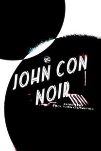 John Con Noir - Trash - Poster / Capa / Cartaz - Oficial 1