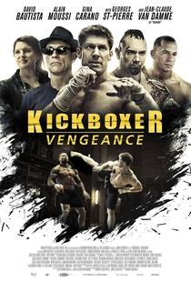 Kickboxer: A Vingança do Dragão - Poster / Capa / Cartaz - Oficial 1