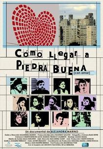 Como chegar em Piedrabuena - Poster / Capa / Cartaz - Oficial 1