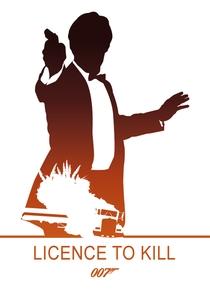 007 - Permissão Para Matar - Poster / Capa / Cartaz - Oficial 7