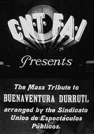 O Enterro de Durruti