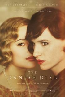 A Garota Dinamarquesa - Poster / Capa / Cartaz - Oficial 1
