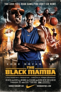 The Black Mamba - Poster / Capa / Cartaz - Oficial 1