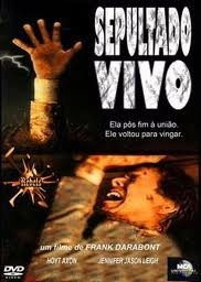 Sepultado Vivo - Poster / Capa / Cartaz - Oficial 7