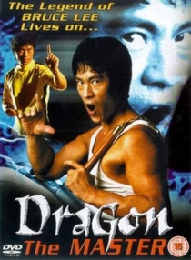 Dragon the Master - Poster / Capa / Cartaz - Oficial 1