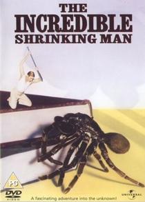 O Incrível Homem Que Encolheu - Poster / Capa / Cartaz - Oficial 1