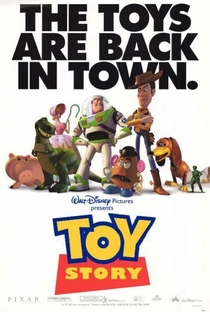 Toy Story - Poster / Capa / Cartaz - Oficial 4