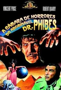 A Vingança do Dr. Phibes - Poster / Capa / Cartaz - Oficial 5