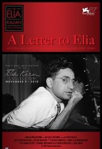 Uma Carta para Elia - Poster / Capa / Cartaz - Oficial 1