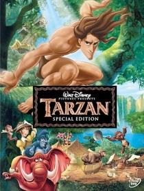 Tarzan - Poster / Capa / Cartaz - Oficial 3