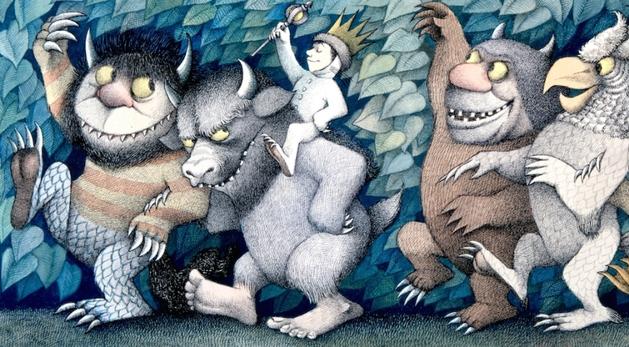 """Como seria """"Onde Vivem os Monstros"""" feito pela Disney?"""