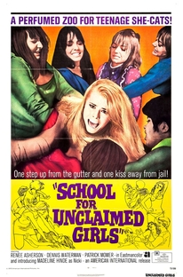 School for Unclaimed Girls - Poster / Capa / Cartaz - Oficial 1