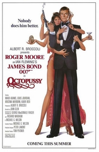 007 - Contra Octopussy - Poster / Capa / Cartaz - Oficial 2