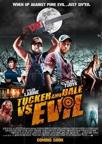 Tucker & Dale Contra o Mal - Poster / Capa / Cartaz - Oficial 2