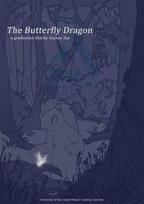 O Dragão da Borboleta - Poster / Capa / Cartaz - Oficial 2