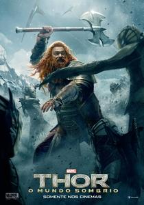 Thor: O Mundo Sombrio - Poster / Capa / Cartaz - Oficial 21