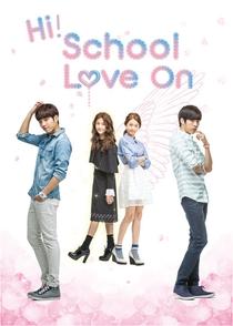 High School - Love On - Poster / Capa / Cartaz - Oficial 1