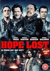 Hope Lost - Poster / Capa / Cartaz - Oficial 2