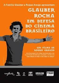 Glauber Rocha em defesa do cinema brasileiro - Poster / Capa / Cartaz - Oficial 1