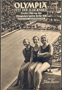 Olympia - Parte 2: Vencedores Olímpicos - Poster / Capa / Cartaz - Oficial 4