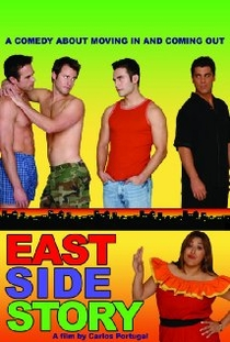 East Side Story - Poster / Capa / Cartaz - Oficial 2