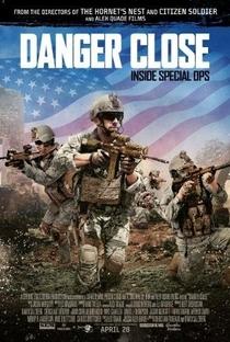 Danger Close - Poster / Capa / Cartaz - Oficial 1