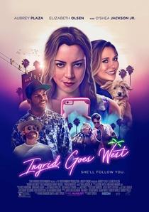 Ingrid Vai Para o Oeste - Poster / Capa / Cartaz - Oficial 2